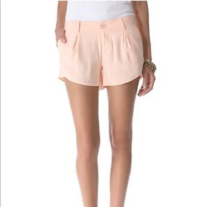 Alice + Olivia Butterfly Shorts NWT Size 2